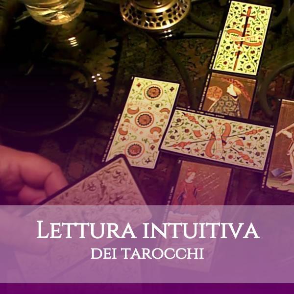 Lettura intuitiva dei Tarocchi