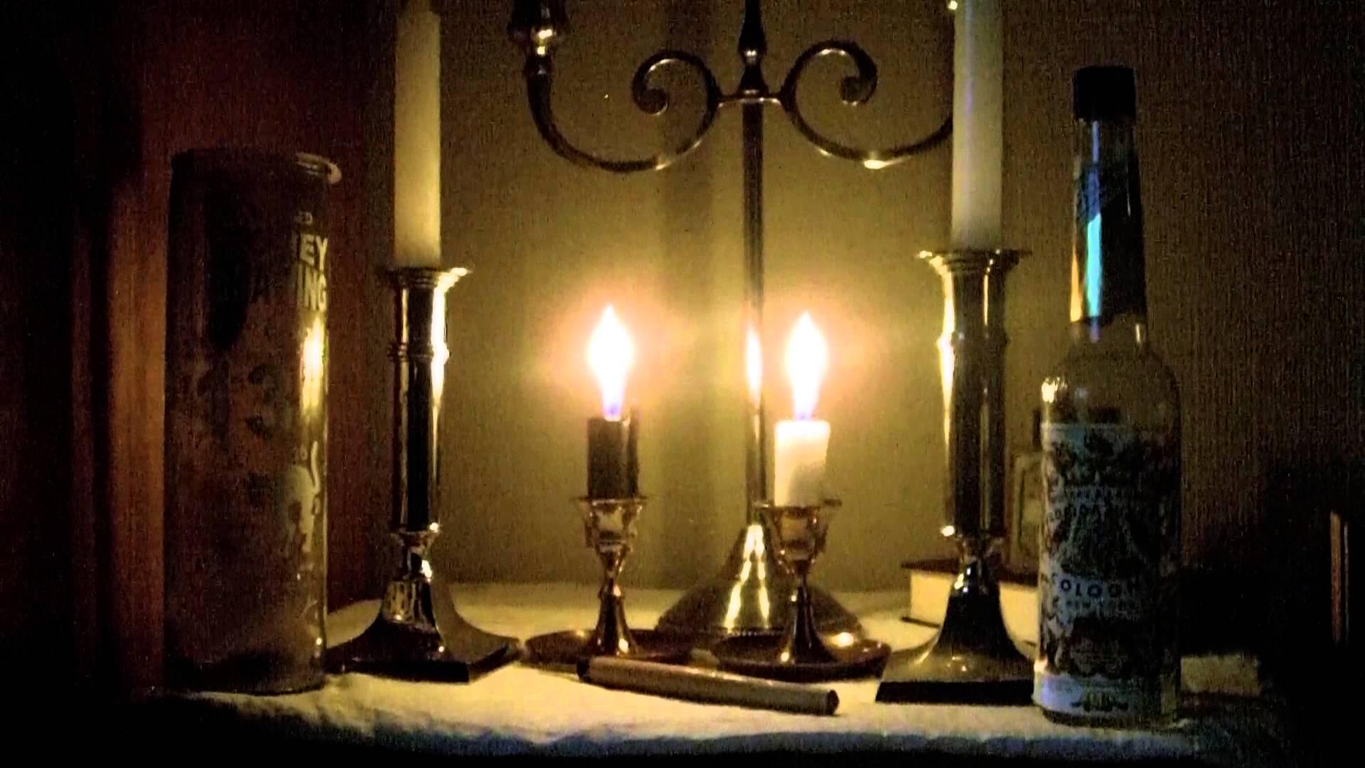 Magia con le candele : quali colori usare