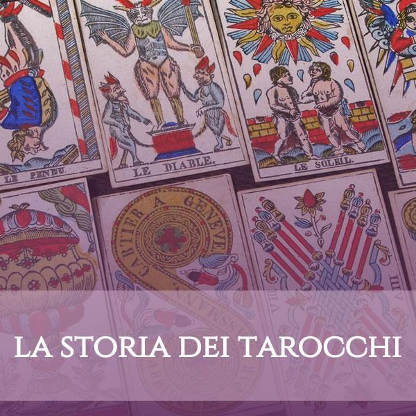 La storia dei Tarocchi