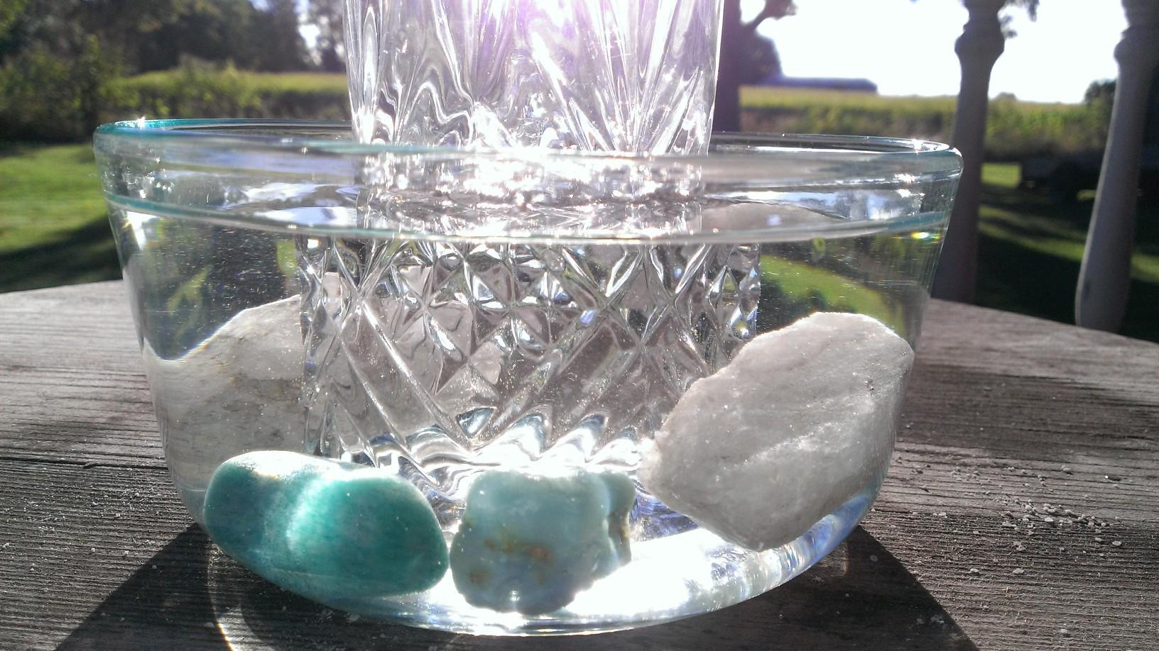 come preparare elisir di cristalli