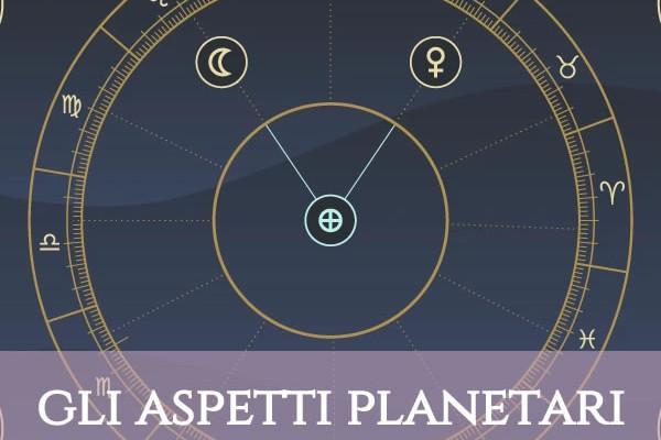 I principali Aspetti in astrologia