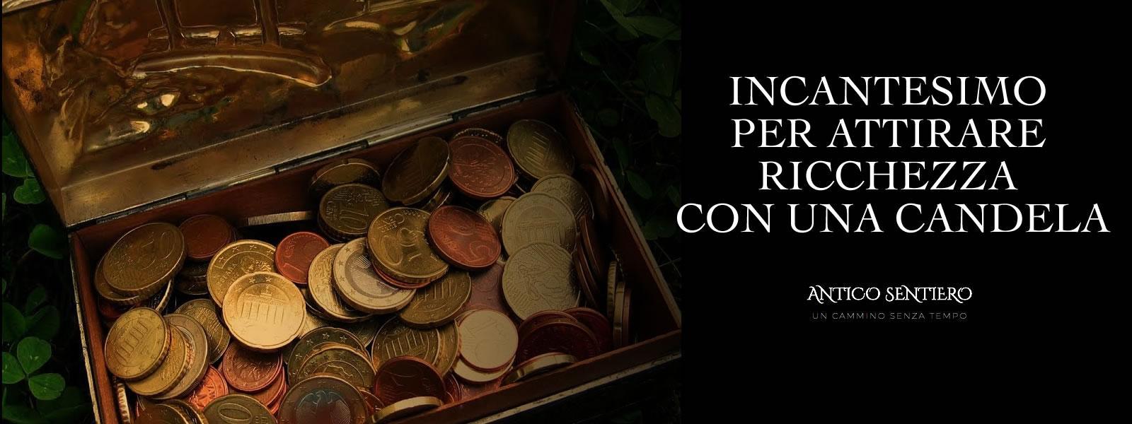 Incantesimo per attirare ricchezza con le candele