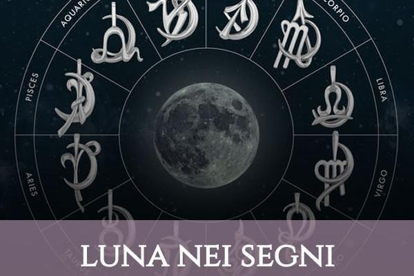 Luna nei segni : come usarla per i tuoi incantesimi