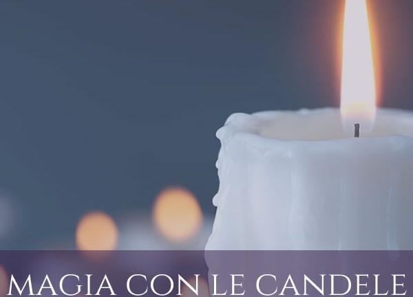 magia con le candele introduzione