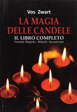 magia delle candele vos zwart