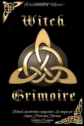witch grimoire