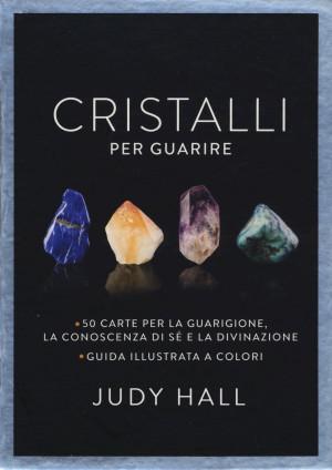 cristalli per guarire Judy Hall