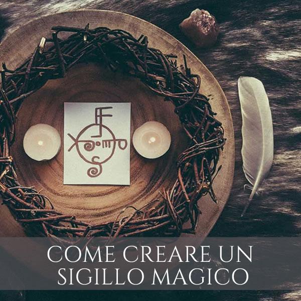 Come creare un sigillo magico