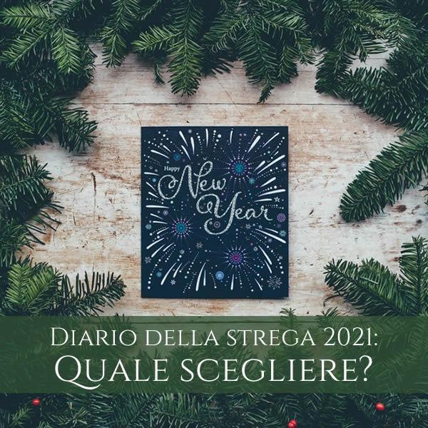 Diario della strega 2021 : quale scegliere?