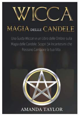 magia delle candele amanda taylor